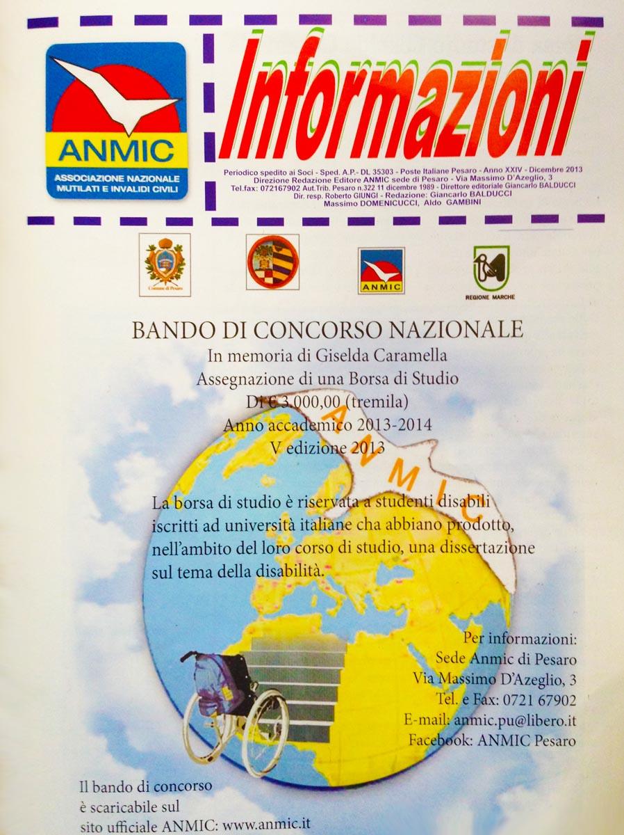"New Age Software e Associazione ""ANMIC"""